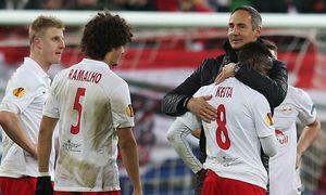 SOCCER - EL, RBS vs Villarreal / Bild: (c) GEPA pictures/ Andreas Pranter