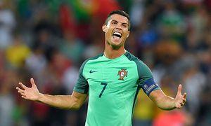 SOCCER - UEFA EURO 2016, POR vs WAL / Bild: (c) GEPA pictures/ Florian Ertl