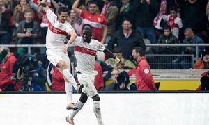 FUSSBALL - DFL, Stuttgart vs Freiburg / Bild: (c) GEPA pictures/ Witters