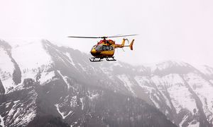 German Airbus A320 Crashes In Southern French Alps / Bild: (c) Getty Images (Patrick Aventurier)