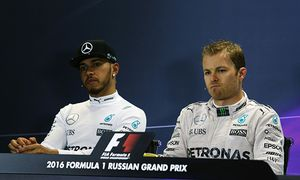 FORMULA 1 - Russian GP / Bild: (c) GEPA pictures/ XPB Images