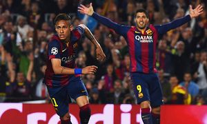 FC Barcelona v Paris Saint-Germain - UEFA Champions League Quarter Final: Second Leg / Bild: (c) Getty Images (David Ramos)
