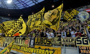 SOCCER - EL quali, WAC vs Dortmund / Bild: (c) GEPA pictures/ Michael Riedler