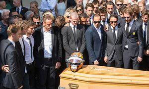 FORMULA 1 - Funeral Jules Bianchi / Bild: (c) GEPA pictures/ Panoramic