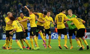 Borussia Dortmund v Arsenal: UEFA Champions League / Bild: (c) Bongarts/Getty Images (Friedemann Vogel)