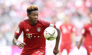 David Alaba - Bayern München - Atletico Madrid / Bild: (c) GEPA pictures/ Witters