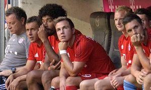 29 08 2015 Fussball 1 Bundesliga 2015 2016 3 Spieltag FC Bayern München Bayer Leverkusen in de / Bild: (c) imago/MIS (imago sportfotodienst)