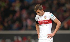 21 11 2015 Fussball 1 Bundesliga 2015 2016 13 Spieltag VfB Stuttgart FC Augsburg in der Merced / Bild: (c) imago/MIS (imago sportfotodienst)