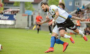 SOCCER - BL, Altach vs Groedig / Bild: (c) GEPA pictures/ Oliver Lerch