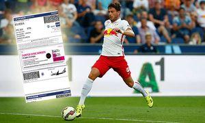 SOCCER - RBS vs Leverkusen, test match / Bild: (c) GEPA pictures/ Felix Roittner