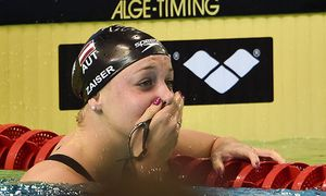 SWIMMING - LEN European championships / Bild: (c) GEPA pictures/ M. Hoermandinger