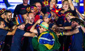Barcelona Victory Parade / Bild: (c) Getty Images (David Ramos)
