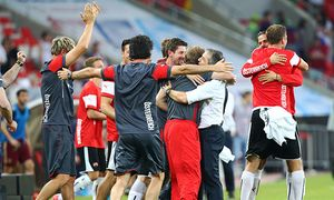 SOCCER - UEFA EURO 2016 quali, RUS vs AUT / Bild: (c) GEPA pictures/ Christian Ort