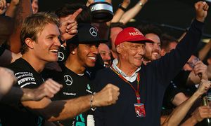 F1 Grand Prix of Russia / Bild: (c) Getty Images (Paul Gilham)