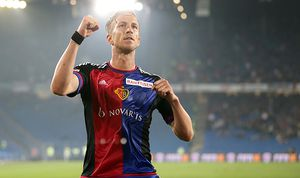 SOCCER - SL, Basel vs St.Gallen / Bild: (c) GEPA pictures/ EQ Images