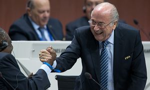 65th FIFA Congress / Bild: (c) Getty Images (Philipp Schmidli)