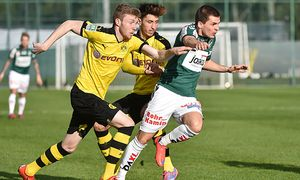 SOCCER - Ried vs Dortmund U23, test match / Bild: (c) GEPA pictures/ M. Hoermandinger