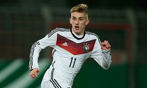 U18 Germany v U18 France - International Friendly Match / Bild: (c) Bongarts/Getty Images (Oliver Hardt)