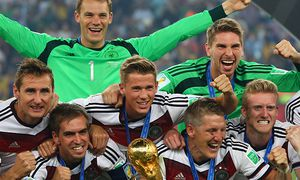 Germany v Argentina: 2014 FIFA World Cup Brazil Final / Bild: (c) Getty Images (Martin Rose)