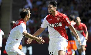 FUSSBALL - Ligue 1, Monaco vs Montpellier / Bild: (c) GEPA pictures/ Panoramic
