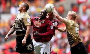 Bradford City v Northampton Town - npower League Two Play Off Final / Bild: (c) Getty Images (Scott Heavey)