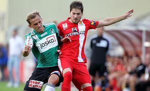 FUSSBALL - BL, Admira vs Ried / Bild: (c) GEPA pictures/ Philipp Brem