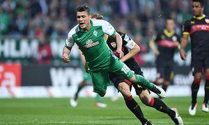 SOCCER - 1.DFL, Bremen vs Stuttgart