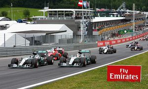 F1 Grand Prix of Austria / Bild: (c) Getty Images (Clive Mason)