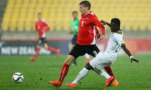 Ghana v Austria: Group B - FIFA U-20 World Cup New Zealand 2015 / Bild: (c) Getty Images (Hagen Hopkins)
