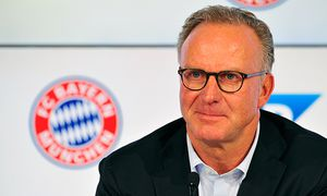 FC Bayern Muenchen And SAP Unveil Partnership / Bild: (c) Getty Images (Lennart Preiss)