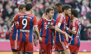 SOCCER - 1.DFL, Bayern vs Hoffenheim / Bild: (c) GEPA pictures/ Witters