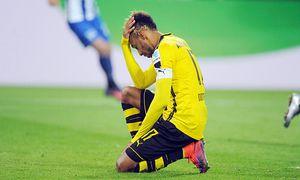 SOCCER - 1.DFL, Dortmund vs Hertha / Bild: (c) GEPA pictures/ Witters