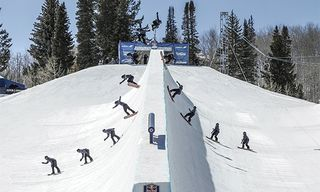 Gabe Ferguson - Action / Bild: (c) Jeff Brockmeyer/Red Bull Content Pool