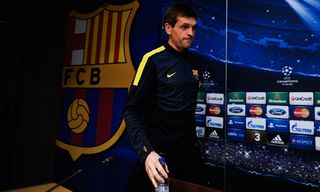 FC Barcelona Training And Press Conference / Bild: (c) Getty Images (David Ramos)