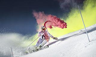 Marcel Hirscher - Action / Bild: (c) Philip Platzer