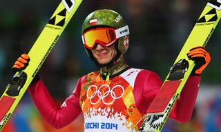 Ski Jumping - Winter Olympics Day 8 / Bild: (c) Getty Images (Alexander Hassenstein)