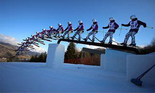 SNOWBOARD, FREESTYLE SKIING - FIS WC 2015 / Bild: (c) GEPA pictures/ Daniel Goetzhaber