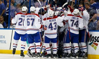 Montreal Canadiens v Tampa Bay Lightning - Game One / Bild: (c) Getty Images (Mike Carlson)