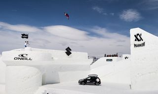 Suzuki Nine Knights 2014 presented by GoPro – Day 5 Big Air Contest / Bild: (c) Klaus Polzer