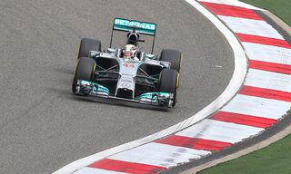 F1 Grand Prix of China - Practice / Bild: (c) Getty Images (Mark Thompson)