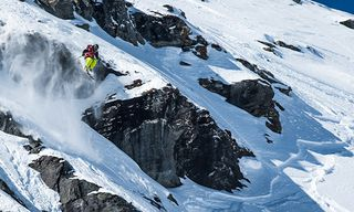 Photographer: David Carlier - Shots from the Freeride World Tour 2015 / Bild: (c) © davidcarlierphotography.com (www.davidcarlierphotography.com)
