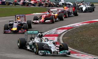 F1 Grand Prix of China / Bild: (c) Getty Images (Mark Thompson)