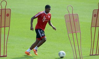 Bayern Muenchen - Doha Training Camp Day 3 / Bild: (c) Bongarts/Getty Images (Lars Baron)