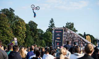 Antoni Villoni - Action / Bild: (c) Daniel Rönnback/Red Bull Content Pool