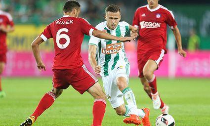 SOCCER - UEFA EL quali, Rapid vs Trencin / Bild: (c) GEPA pictures/ Philipp Brem