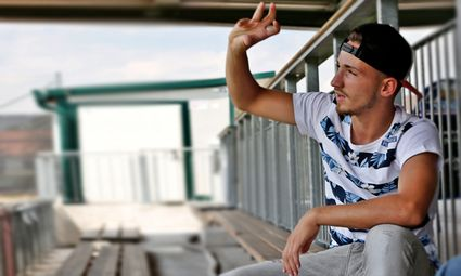 SOCCER - Donis Avdijaj photo shoot / Bild: (c) GEPA pictures/ David Rodriguez