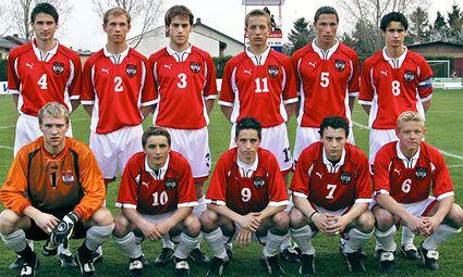 OEFB, Nationalteam, U19-Laenderspiel, Oesterreich vs Slowakei, A / Bild: (c) Norbert Juvan