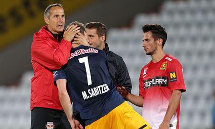 SOCCER - BL, Admira vs RBS / Bild: (c) GEPA pictures/ Walter Luger