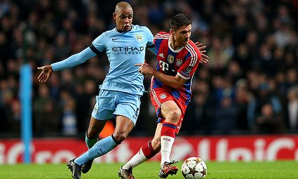 Manchester City FC v FC Bayern Muenchen - UEFA Champions League / Bild: (c) Getty Images (Alex Livesey)
