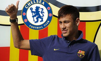 Neymar Is Unveiled At Camp Nou As New Barcelona Signing / Bild: (c) Getty Images (David Ramos)